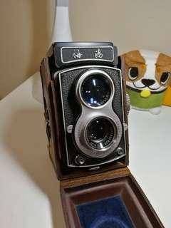 海鷗古董相機