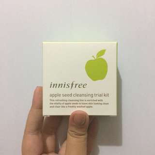 Innisfree Apple Seed Trial Kit
