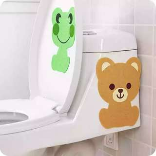 toilet fragrance sticker