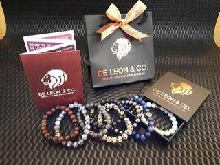 Scalarized gem stone jewelry bracelet