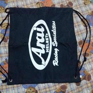 ARAI Raincoat Bag