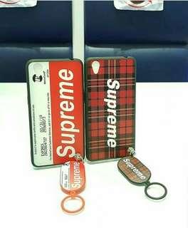 Softshell superme + hanger case