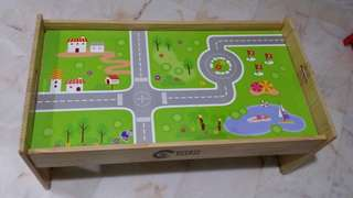 Magic Forest Korea Wooden Play Table