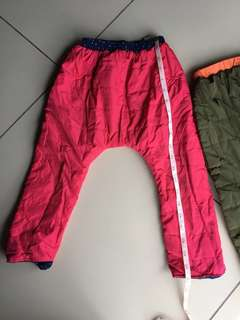 Infants Winter pants