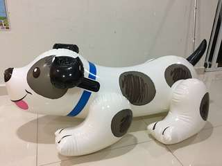 Doggy huge float