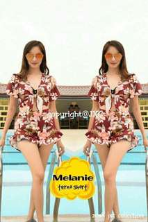 Ws : 350  Melanie ternoshort  Fit small to semilarge