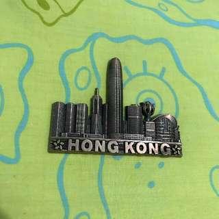 Ref Magnet Hongkong