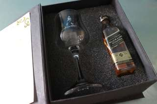 Johnnie Walker Black Label Set