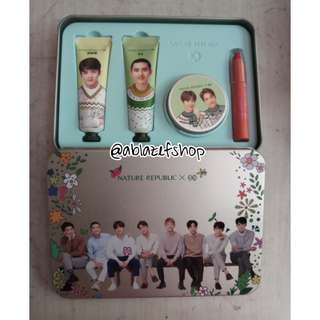 EXO Nature Republic Moisturizing Collection Limited Edition