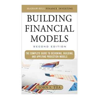 Building Financial Models (McGraw-Hill Finance & Investing) 2nd Edition, Kindle Edition by John Tjia (Author)