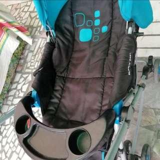 Stroller adjustable