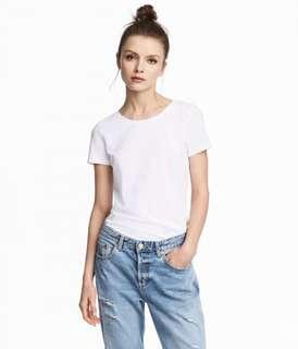Basic White Top