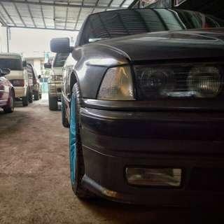 1992 BMW 381i