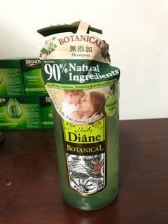 Moist Diane Botanical Moist Shampoo