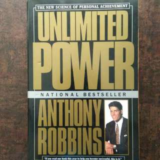 Anthony Robbins Unlimited power
