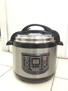 Rice Cooker/Pressure Cooker
