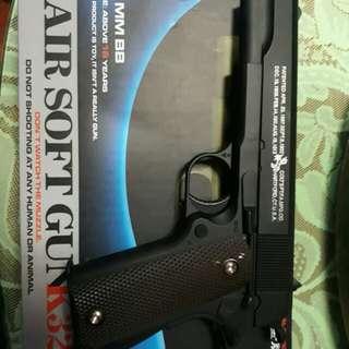 Airsoft gun-spring type K32