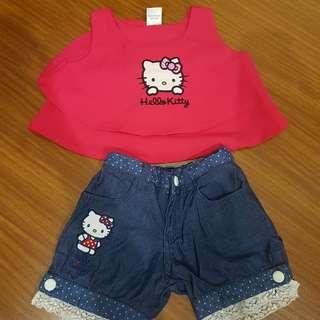 Pre-loved Hello Kitty