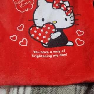 🚚 hello kitty 收納袋