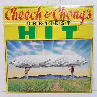 Cheech & Chong's Greatest Hit  Vinyl Record