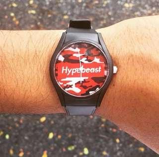 HYPEBEAST DESIGN WATCH
