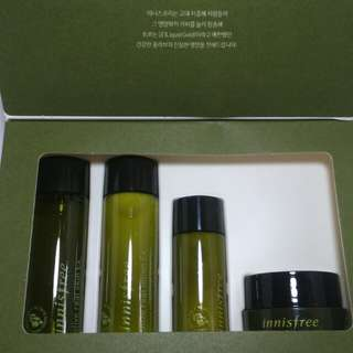 INNISFREE Olive Special Trial Kit