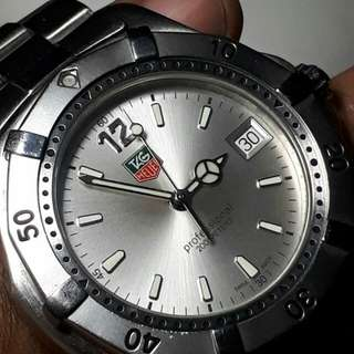 TAG HEUER 2000 PROFESSIONAL CLASSIC