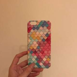 ✅REDUCED!! Mermaid Scales iPhone 6/6s Case