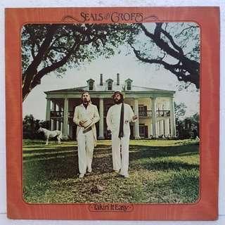 Seals & Crofts - Takin' It Easy Vinyl Record