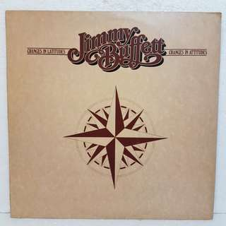 Jimmy Buffett - Changes In Latitudes Vinyl Record