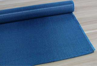 Blue Carbon Fiber fabric carbon fiber cloth