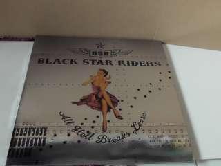 Black Star Riders All Hell Breaks Loose vinyl record LP