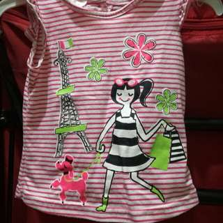 Blouse for toddlers