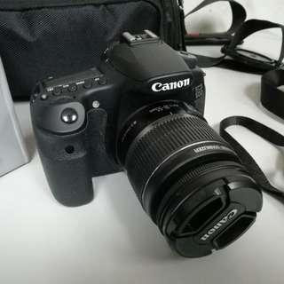 Canon 60D Fullset