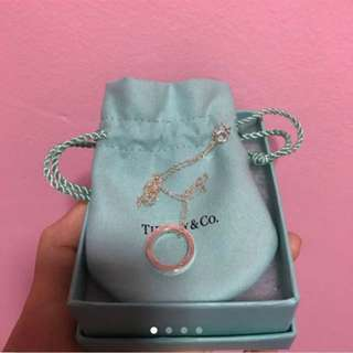 Tiffany & Co Necklace Pendant