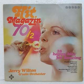 28 Happy Hits For Dancing Vinyl Record