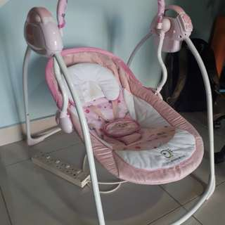 Electric swing (free baby rocker)