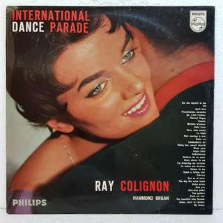 International Dance Parade Vinyl Record