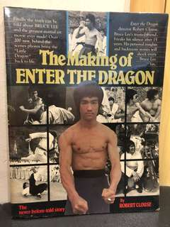 Bruce Lee The Making Of Enter The Dragon