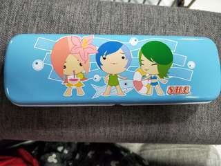 S.H.E. Metal Pencil Box