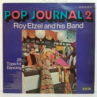 Pop Journal 2 Vinyl Record