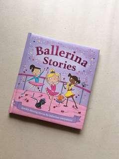 Ballerina Stories (hardbound cover)