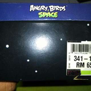 Angry birds Space shoe