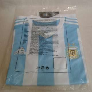 #BONUSMARET Jersey sepak bola timnas argentina