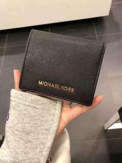 🇺🇸MK代購🇺🇸-Michael Kors拉鍊雙層短夾