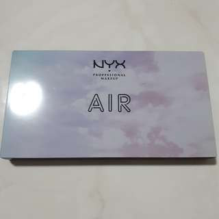 NYX In Your Element-AIR Palette