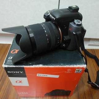 【出售】Sony DSLR-A550 數位單眼相機 公司貨 盒裝完整