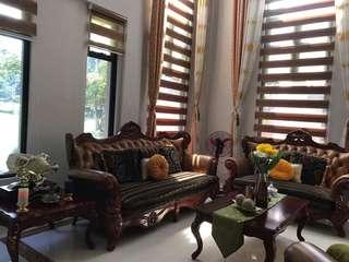Italian Home Furniture Set