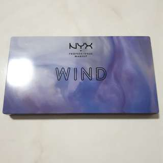NYX In Your Element-WIND Palette