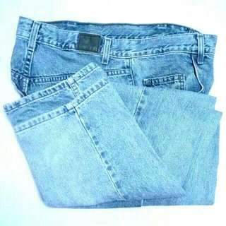 Levis Silvertab jeans - Baggy Fit - Size 31 Navy Blue - Not black